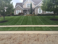 Residential lawn mowing Canton,OH